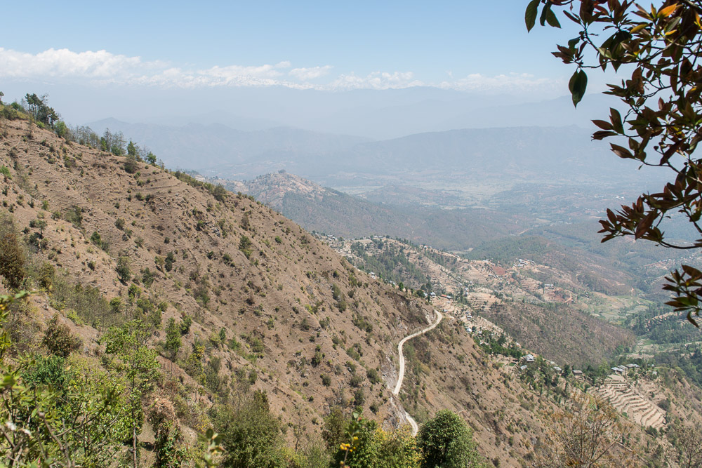 The day his wife left him Sundar climbed up the hill near Dhulikhel and cried for one day