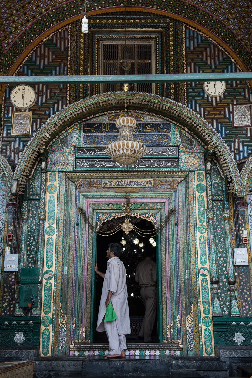 mosque in srinagar