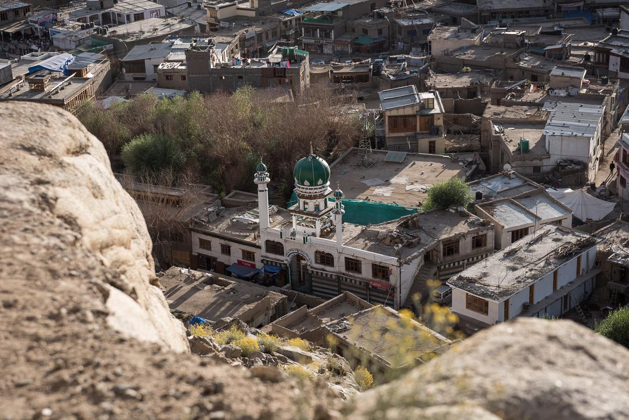 Mosque in leh ladakh