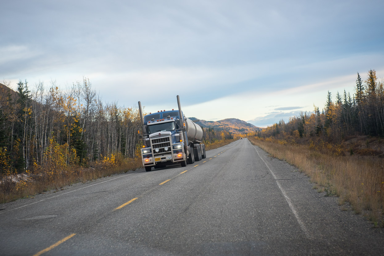 Truck Yukon